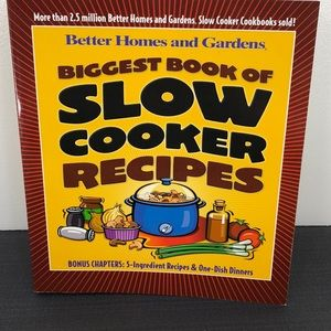 Better Homes and Gardens Slow Cooker Recipes